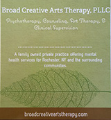 Broad Creative Arts Therapy, Group Practice near Albion