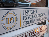 Insight Psychological Group, Group Practice in New Jersey