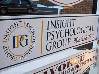 Insight Psychological Group, Group Practice near Edison
